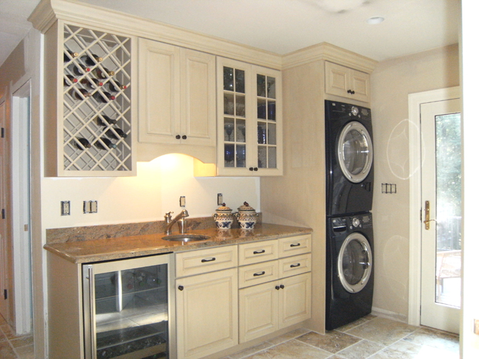 Laundry Rooms MBlake Home Designs